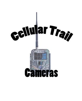 2G Cellular Trail Cameras