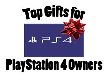 Top Gifts for PlayStation 4 Owners