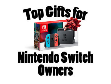 Top Gifts for Nintendo Switch Owners