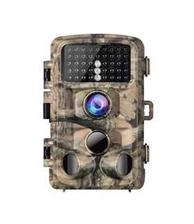 Campark T45 Trail Camera Review