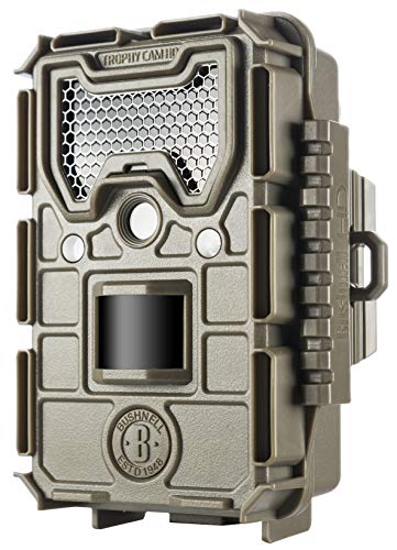 Bushnell Trophy Red Dot Trs 25 3 Moa Red Dot Reticle: Bushnell 16MP Trophy Cam HD Essential E3 Trail Camera