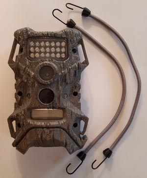 Wildgame Innovations Terra Extreme 14MP Trail Camera With Included Bungee Cords