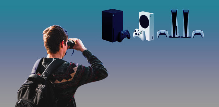 Searching for Xbox and PlayStation