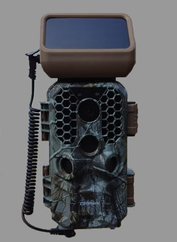 Campark T200 Trail Camera with Power Cord